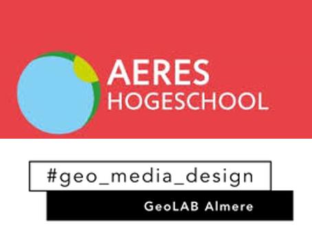 opleiding Geo Media en Design bij Aeres Hogeschool Almere